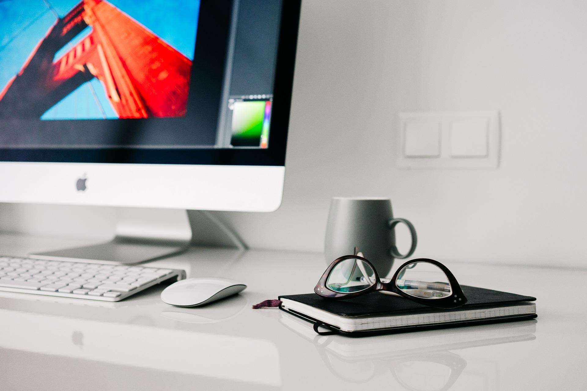 Hoe zorg je voor een mooie website?